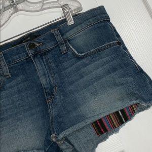 Joe's Jeans Shorts w Fun Pockets!
